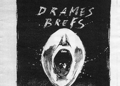 Pièce Drames Brefs