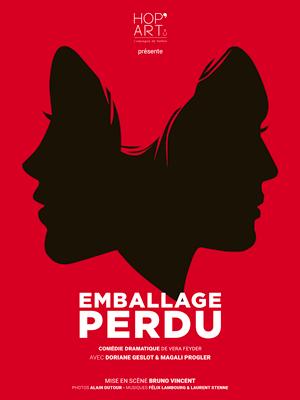 Affiche de la pièce Emballage Perdu